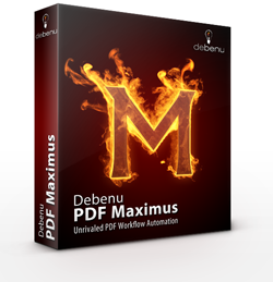 Debenu PDF Maximus Box Product