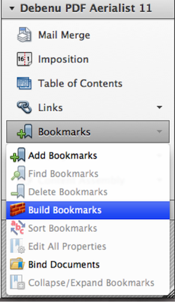 Add Bookmarks to PDF 3