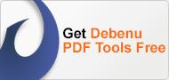 Get Debenu PDF Tools Free