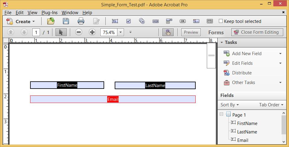 Running a Mail Merge with Debenu PDF Aerialist - Foxit SDK
