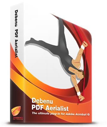 Debenu PDF Aerialist | The ultimate plug-in for Adobe Acrobat®