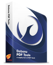 Debenu PDF Tools Pro 3 Box Product