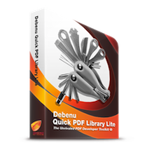 Quick PDF Library Lite