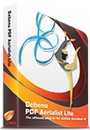 Debenu PDF Aerialist Lite boxed product