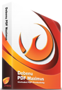 Debenu PDF Maximus boxed product