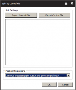 dbt3-split-by-control-file
