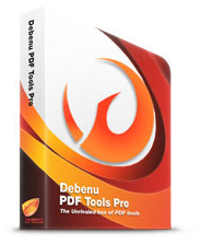 Debenu PDF Tools 3 Box Product